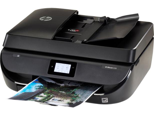 hp officejet 5230 printer review which. Black Bedroom Furniture Sets. Home Design Ideas