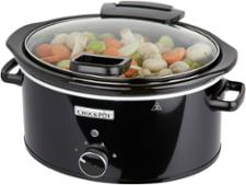 Crock-Pot CSC031-01 Hinged lid