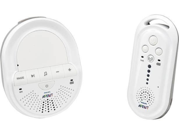 Philips Avent DECT Baby Monitor SCD506 front view