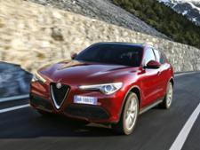 Alfa Romeo Stelvio (2017-)