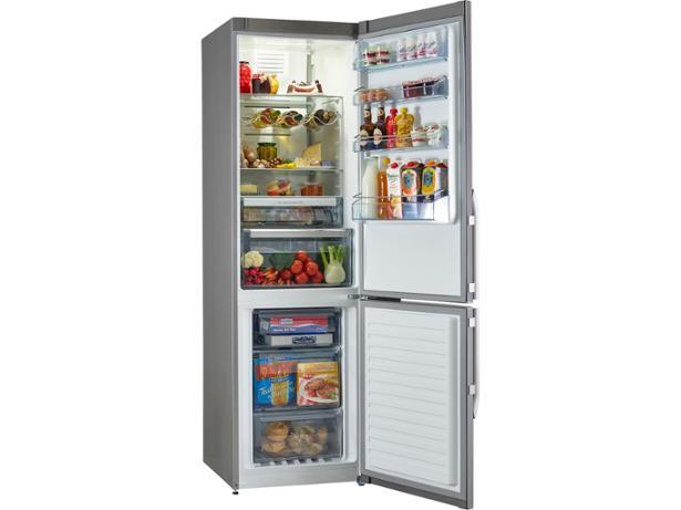 john lewis jlffs2033 fridge freezer review which. Black Bedroom Furniture Sets. Home Design Ideas