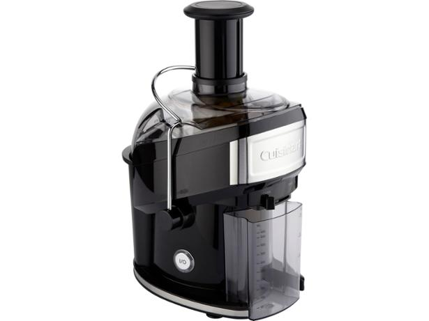 Slow Juicer Cuisinart : Cuisinart CJE500U Compact juicer review - Which?