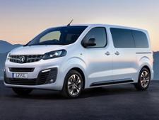 Vauxhall Vivaro Life (2019-)