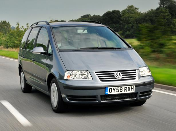 volkswagen sharan 1995 2010 new used car review which. Black Bedroom Furniture Sets. Home Design Ideas
