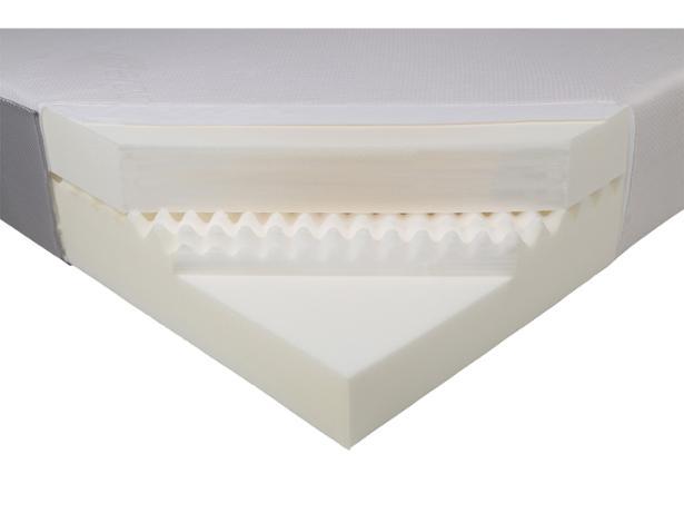 low priced cef83 0474f Ergoflex 5G Memory Foam Mattress mattress review - Which?