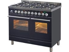 Ilve Roma 100 Twin 6-burner PDW1006E3