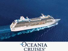 Oceania Cruises Ocean cruises