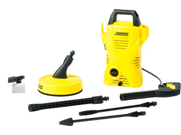 karcher k2 compact home pressure washer review which. Black Bedroom Furniture Sets. Home Design Ideas
