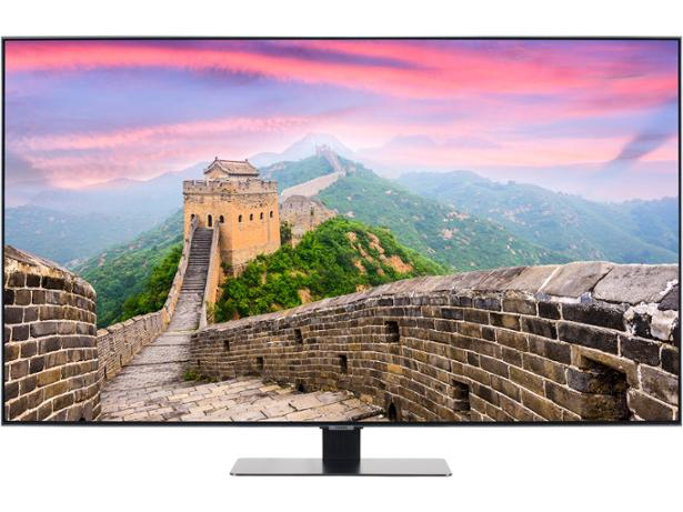 Samsung QE55Q80T television review - Which?