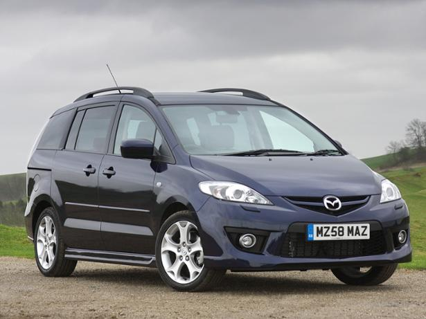 Mazda new used car reviews which mazda 5 2005 2010 fandeluxe Gallery