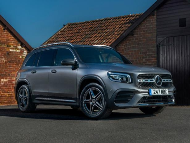Mercedes-Benz GLB (2019-)