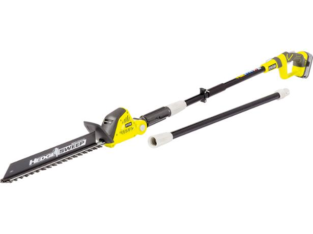 Ryobi One+ OPT1845 hedge trimmer review - Which?