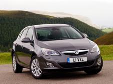 Vauxhall Astra (2010-2015)