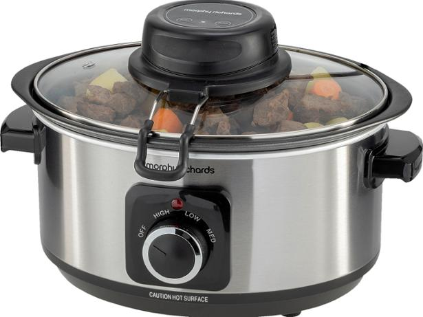 Morphy Richards 460009 Sear Stew and Stir front view