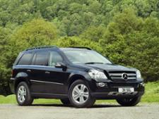 Mercedes-Benz GL (2006-2012)