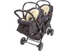 Graco Stadium Duo click connect travel system