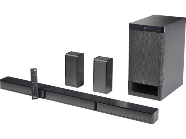 Sony HT-RT3 sound bar review