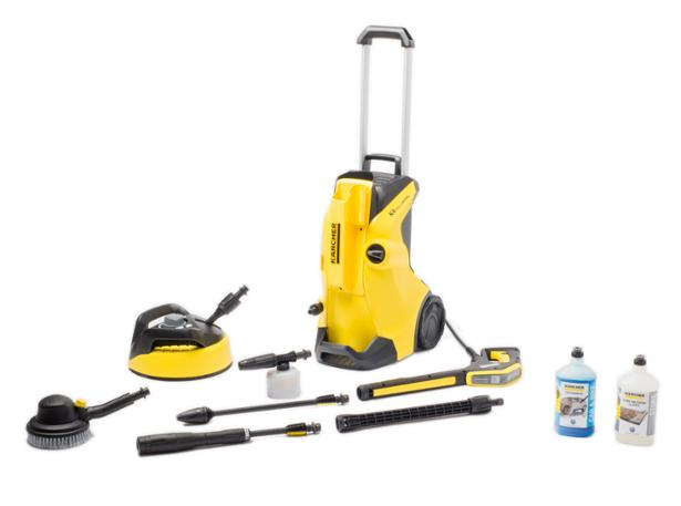 karcher k4 full control car home pressure washer review which. Black Bedroom Furniture Sets. Home Design Ideas
