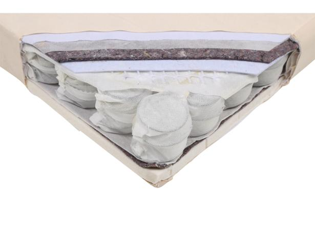uk availability 2e5b6 6a90d Bloom Alma Papa Pocket Spring Cot Bed Mattress cot mattress ...