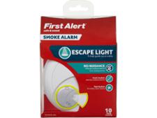 First Alert SA720 Safe & Sound Smoke alarm with Escape Light