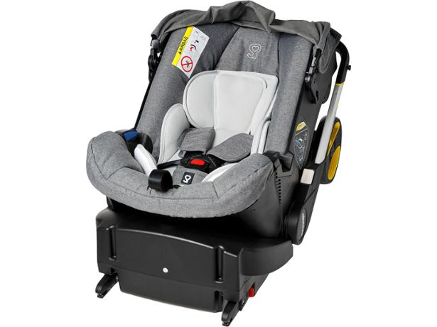 Simple Parenting Doona Isofix Base Review