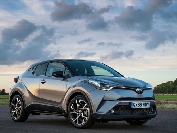 Toyota C Hr Hybrid 2017 New Used Car Review Which