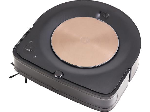 Irobot Roomba s9+ front view
