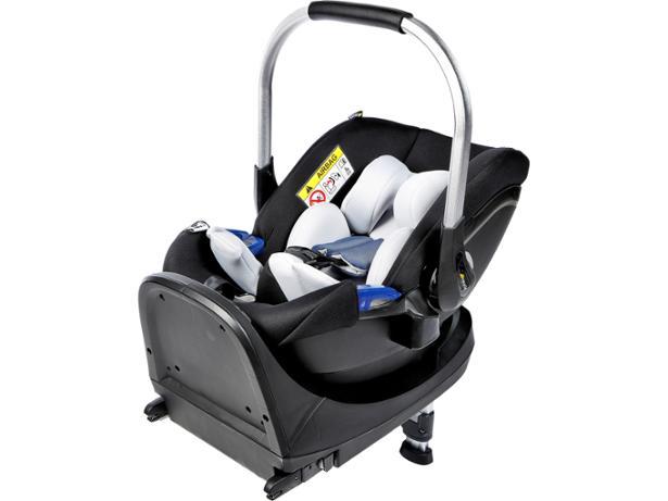 Hauck iPro Baby + iPro Base