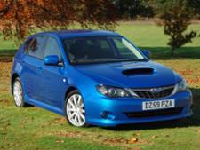Subaru Impreza (2008-2012)