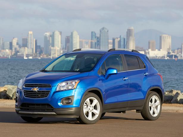 Chevrolet Trax 2013 2015 New Used Car Review Which