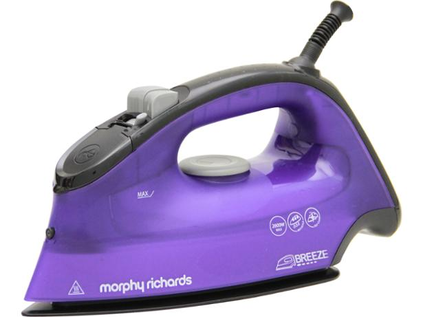 morphy richards breeze 300253 steam iron review which. Black Bedroom Furniture Sets. Home Design Ideas