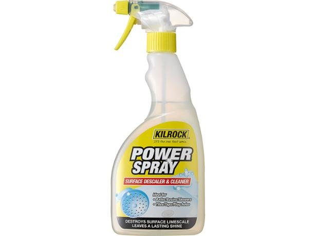 Kilrock Power Spray Limescale Remover Review Which