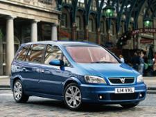 Vauxhall Zafira (1999-2005)