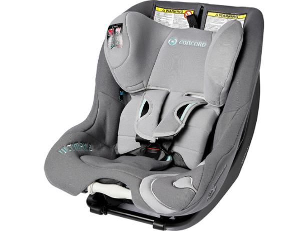 Concord ultimax 2 0 1 isofix child car seat review which for Housse concord ultimax
