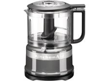 KitchenAid Mini Food Processor Silver 5KFC3516BCU