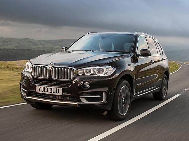 BMW X5 (2013-2018)