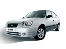 Hyundai Accent (2006-2008)
