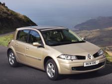 Renault Mégane (2002-2008)