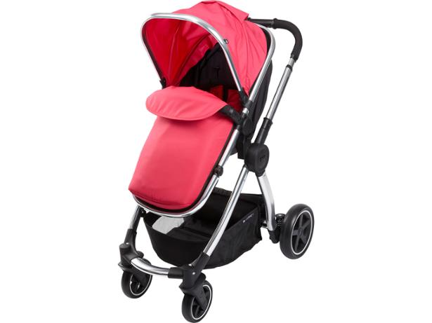 cc9f63e750d0 Mothercare Journey pushchair review - Which