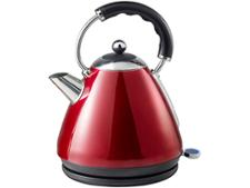 Sainsburys Pyramid Kettle Red (Code 131396869)