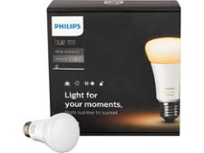 Philips Hue White Ambiance smart light bulb