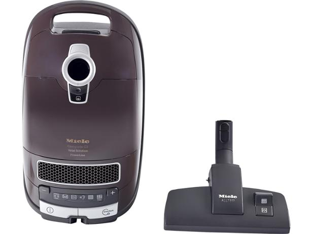 Topmoderne Miele Complete C3 Total Solution PowerLine vacuum cleaner review RK-31