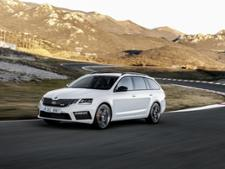 Skoda Octavia VRS Estate (2013-)