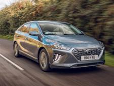 Hyundai Ioniq plug-in hybrid (2017-)
