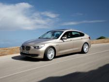 BMW 5 Series GT (2009-2017)