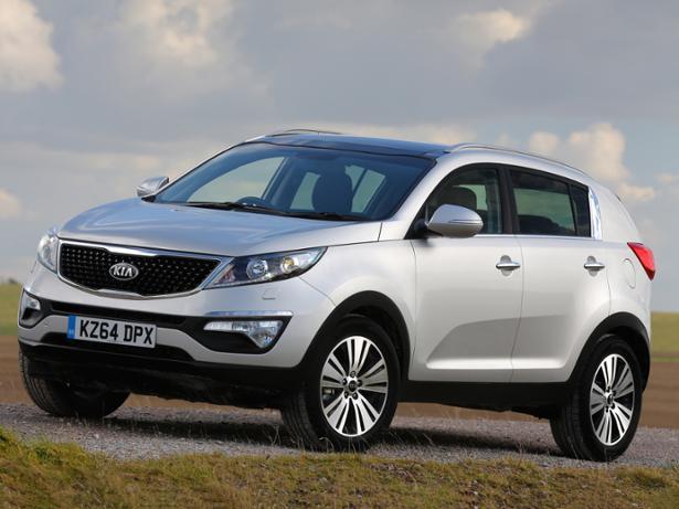 Kia Sportage (2010-2016) New & Used Car Review