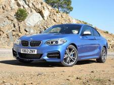 BMW 2-Series coupe (2014-)