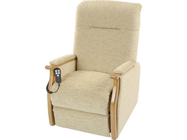 Cintique Mendip Tilt-in-space riser recliner chair review ...