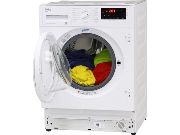 washing machine ratings beko wix845400 washing machine review which 31321