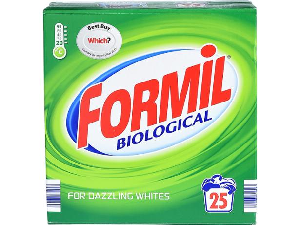 Washing powder freebies uk